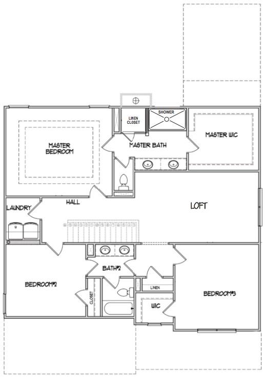 Second Floor at Good Hope Estates