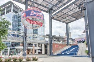 Truist Park Braves Stadium in Metro Atlanta
