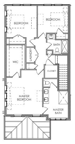Third Floor W/ Elevator & Prep / Closet
