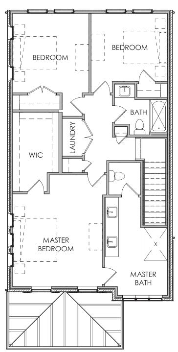 Third Floor W/O Elevator & Prep / Closet