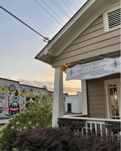 Queen Bee Coffee Co in McDonough Georgia